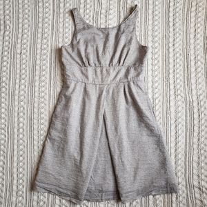 J Crew cotton sundress with pockets size 12 B15